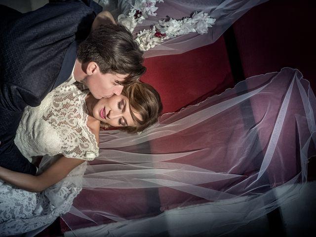 le nozze di Elisa e Giordano