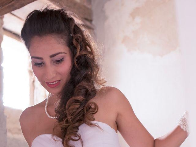 Il matrimonio di Christian e Najat a Semproniano, Grosseto 20