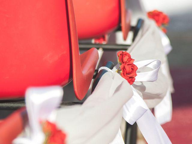 Il matrimonio di Christian e Najat a Semproniano, Grosseto 22