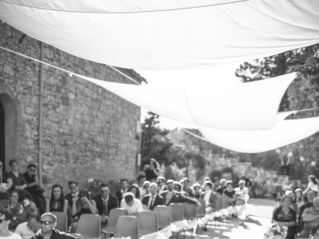 Il matrimonio di Christian e Najat a Semproniano, Grosseto 23