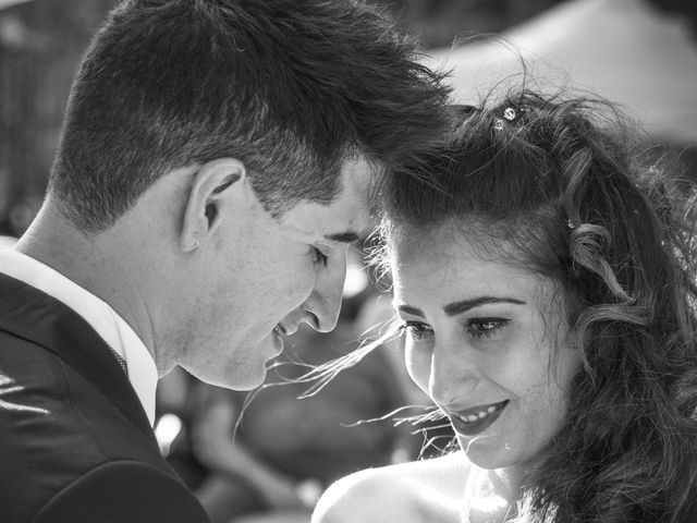 Il matrimonio di Christian e Najat a Semproniano, Grosseto 25