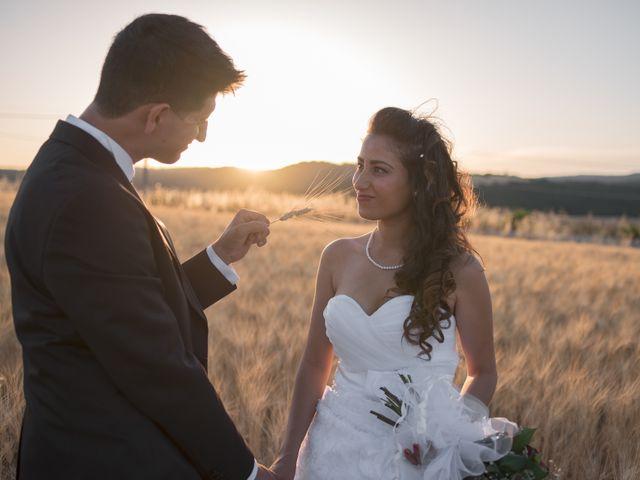 Il matrimonio di Christian e Najat a Semproniano, Grosseto 33
