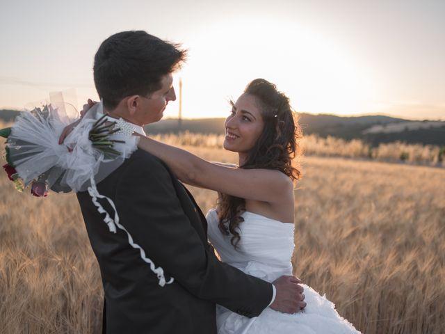 Il matrimonio di Christian e Najat a Semproniano, Grosseto 34