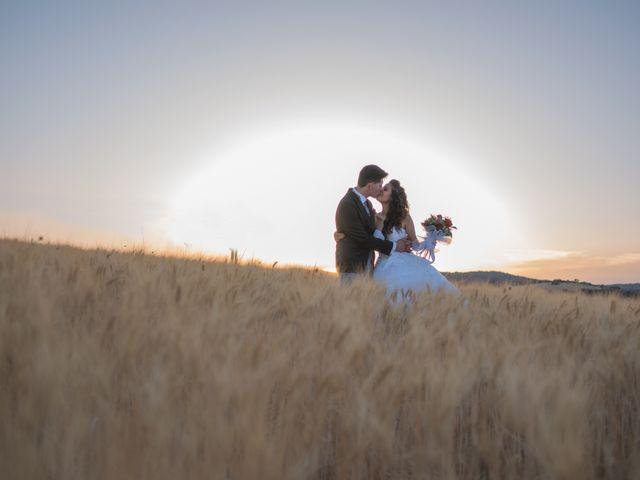 Il matrimonio di Christian e Najat a Semproniano, Grosseto 35