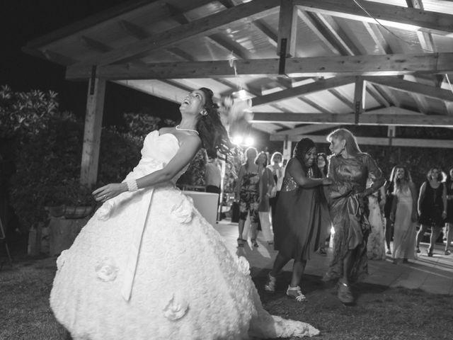 Il matrimonio di Christian e Najat a Semproniano, Grosseto 39