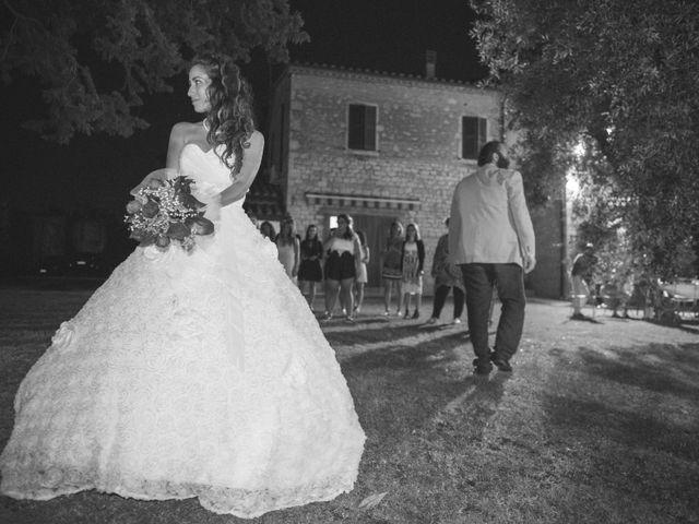 Il matrimonio di Christian e Najat a Semproniano, Grosseto 40