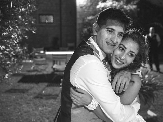 Il matrimonio di Christian e Najat a Semproniano, Grosseto 42