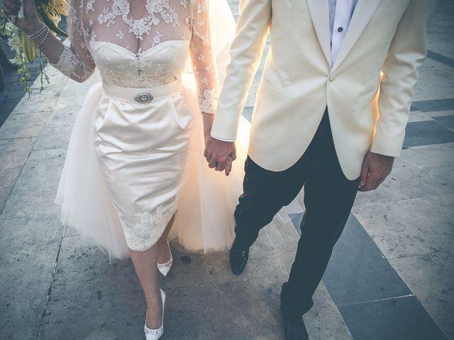 Il matrimonio di Matteo e Elide a Noto, Siracusa 3