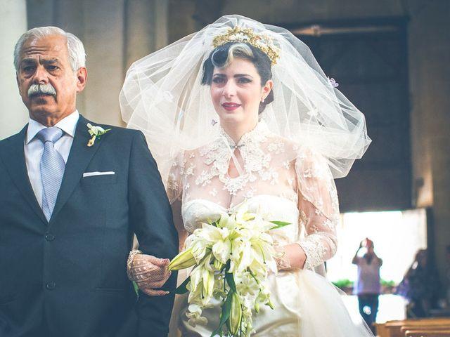 Il matrimonio di Matteo e Elide a Noto, Siracusa 11