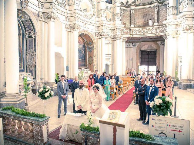 Il matrimonio di Matteo e Elide a Noto, Siracusa 12
