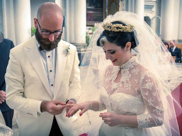 Il matrimonio di Matteo e Elide a Noto, Siracusa 14