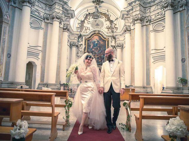 Il matrimonio di Matteo e Elide a Noto, Siracusa 15
