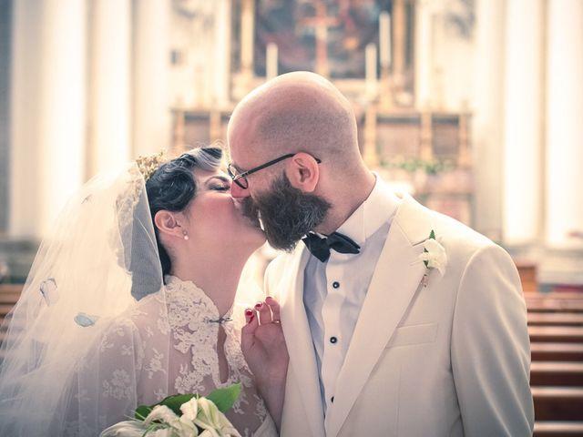 Il matrimonio di Matteo e Elide a Noto, Siracusa 16