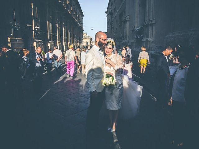 Il matrimonio di Matteo e Elide a Noto, Siracusa 1