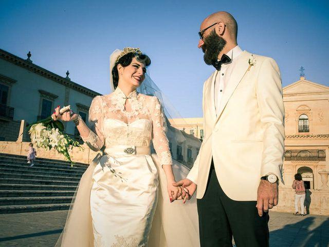 Il matrimonio di Matteo e Elide a Noto, Siracusa 19
