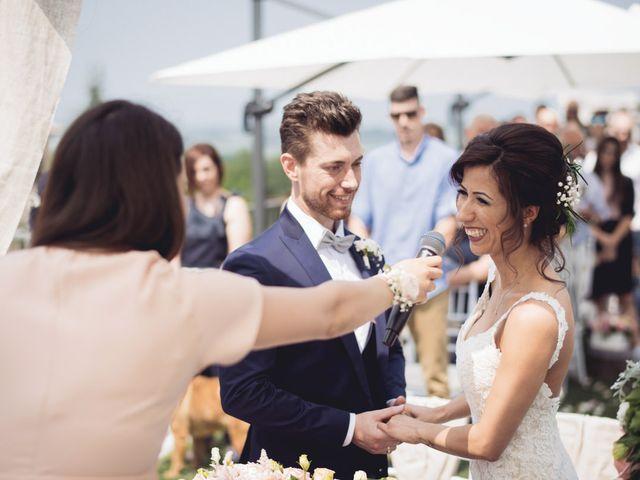 Il matrimonio di Stefano e Edilaine a Pastrengo, Verona 41