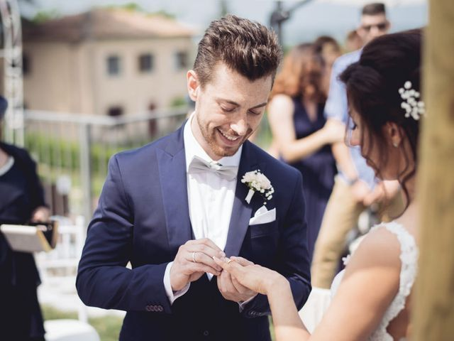 Il matrimonio di Stefano e Edilaine a Pastrengo, Verona 47