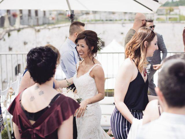 Il matrimonio di Stefano e Edilaine a Pastrengo, Verona 58