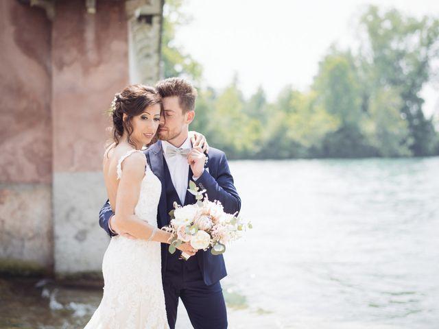 Il matrimonio di Stefano e Edilaine a Pastrengo, Verona 78