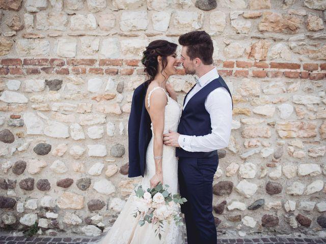 Il matrimonio di Stefano e Edilaine a Pastrengo, Verona 84