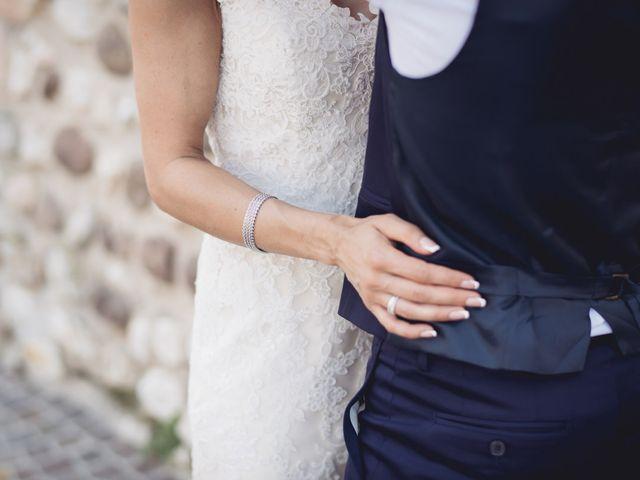 Il matrimonio di Stefano e Edilaine a Pastrengo, Verona 86