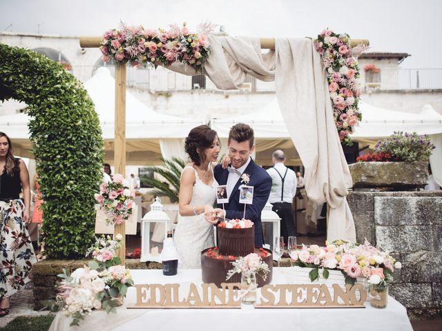 Il matrimonio di Stefano e Edilaine a Pastrengo, Verona 92