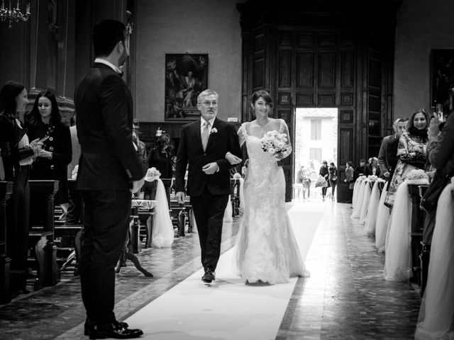 Il matrimonio di Andrea e Laura a Brescia, Brescia 15