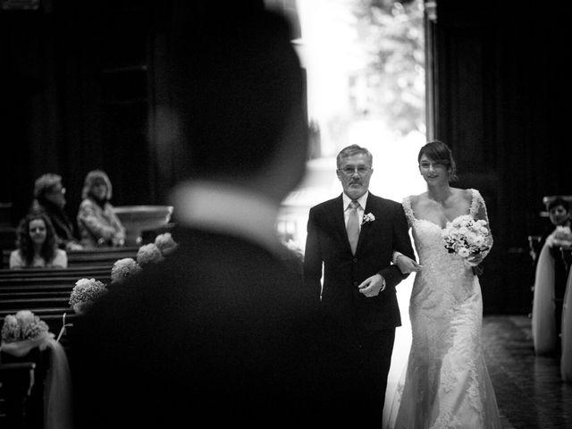 Il matrimonio di Andrea e Laura a Brescia, Brescia 16