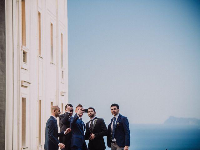 Il matrimonio di Romeo e Donatella a Napoli, Napoli 23