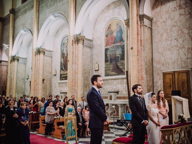Il matrimonio di Romeo e Donatella a Napoli, Napoli 27