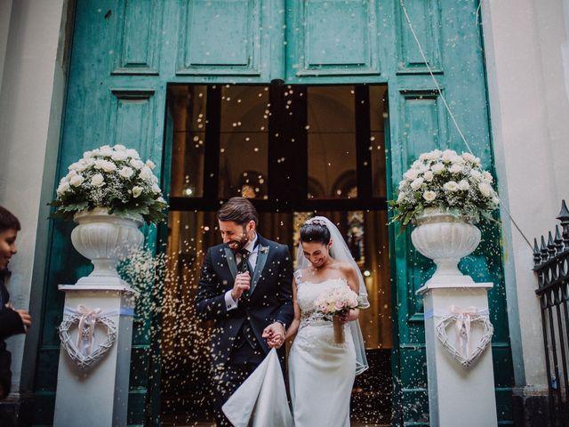 Il matrimonio di Romeo e Donatella a Napoli, Napoli 31