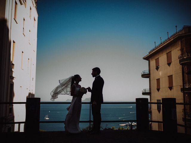 Il matrimonio di Romeo e Donatella a Napoli, Napoli 34