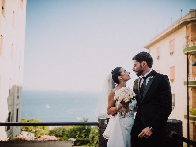 Il matrimonio di Romeo e Donatella a Napoli, Napoli 35