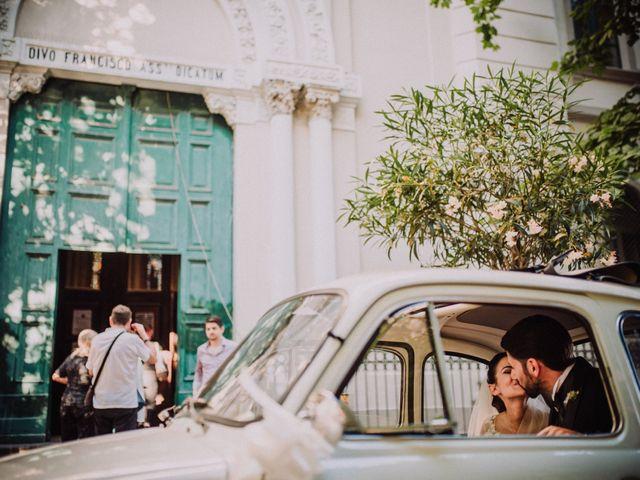 Il matrimonio di Romeo e Donatella a Napoli, Napoli 41