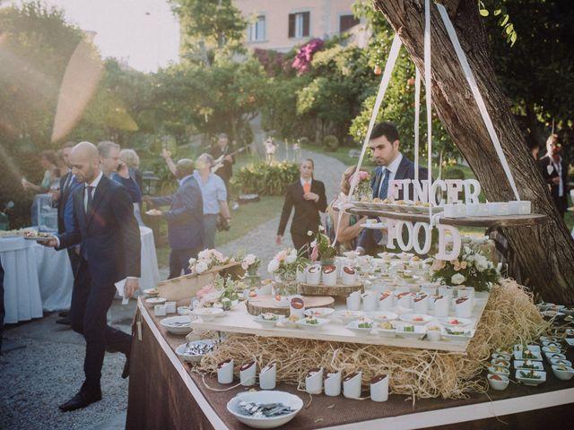 Il matrimonio di Romeo e Donatella a Napoli, Napoli 47