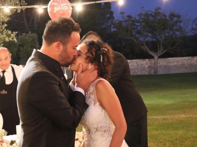 Il matrimonio di Salvatore  e Martina  a Alberobello, Bari 1