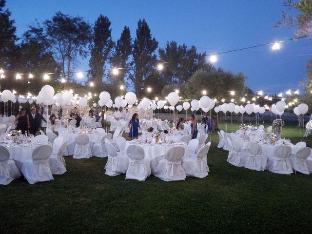Il matrimonio di Salvatore  e Martina  a Alberobello, Bari 3