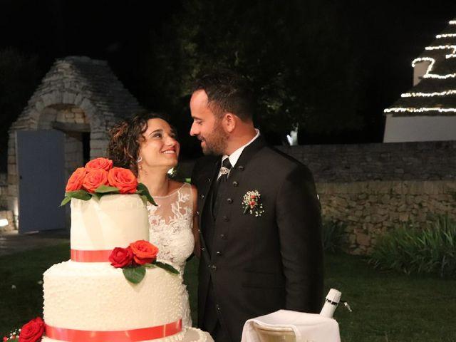 Il matrimonio di Salvatore  e Martina  a Alberobello, Bari 2