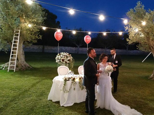 Il matrimonio di Salvatore  e Martina  a Alberobello, Bari 5