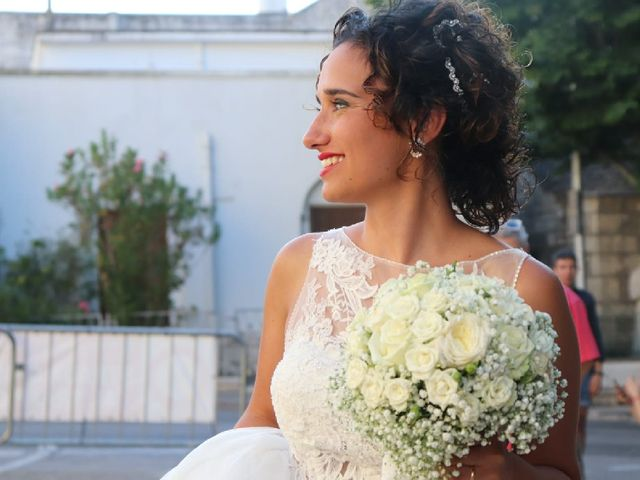 Il matrimonio di Salvatore  e Martina  a Alberobello, Bari 7
