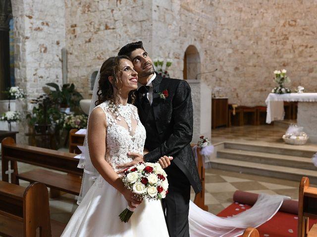 Il matrimonio di Giacomo e Luciana a Monopoli, Bari 2