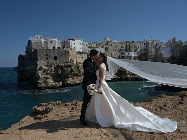 Il matrimonio di Giacomo e Luciana a Monopoli, Bari 6