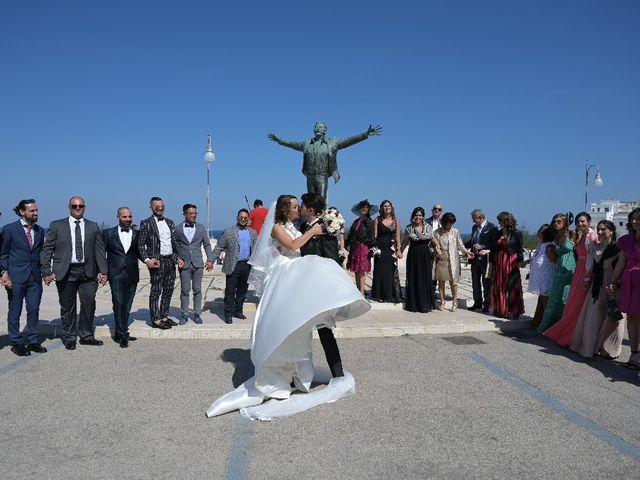 Il matrimonio di Giacomo e Luciana a Monopoli, Bari 7