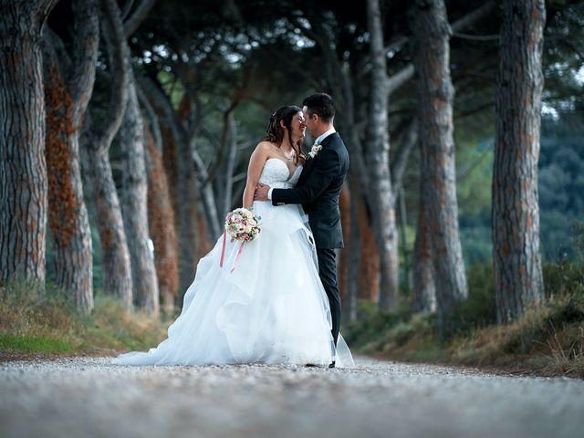 Le nozze di Gessica e Emanuele