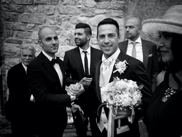 Il matrimonio di Emanuele e Gessica a Perugia, Perugia 37