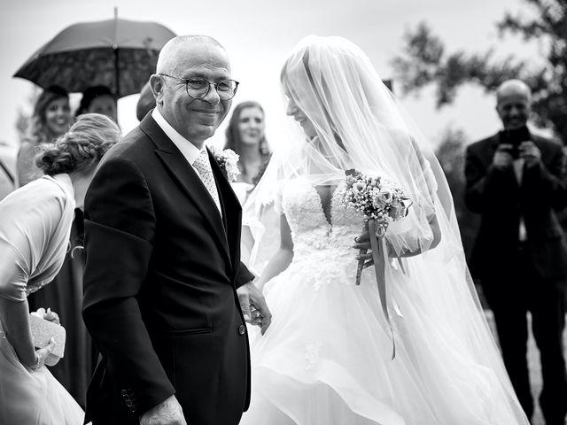 Il matrimonio di Emanuele e Gessica a Perugia, Perugia 42