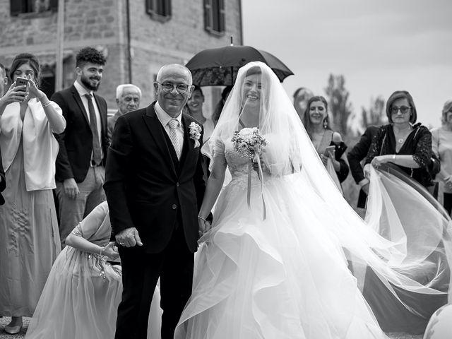 Il matrimonio di Emanuele e Gessica a Perugia, Perugia 44