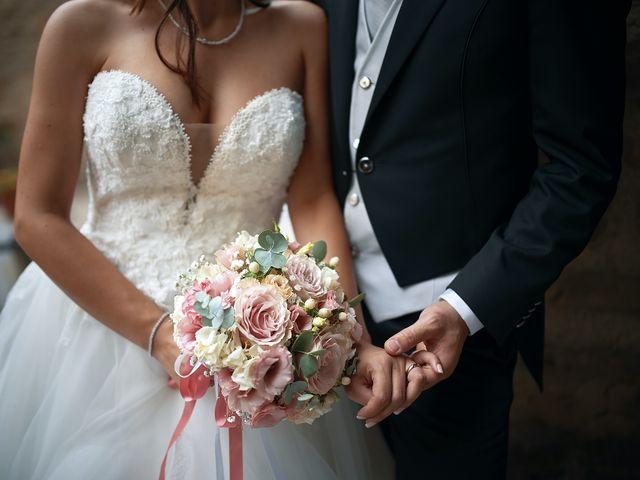 Il matrimonio di Emanuele e Gessica a Perugia, Perugia 58