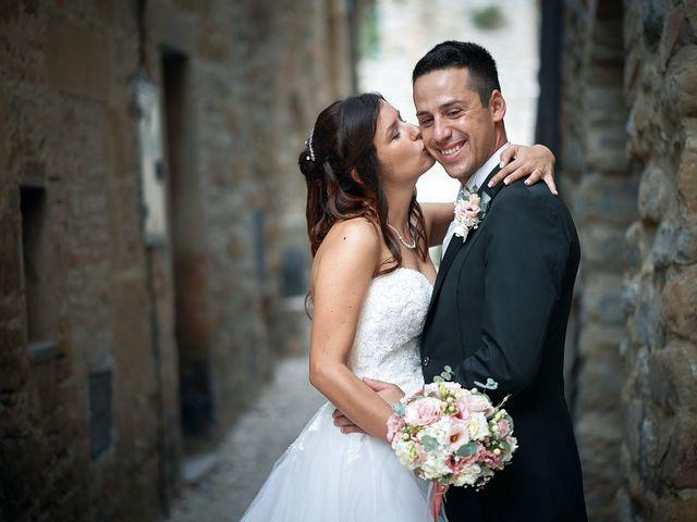 Il matrimonio di Emanuele e Gessica a Perugia, Perugia 60