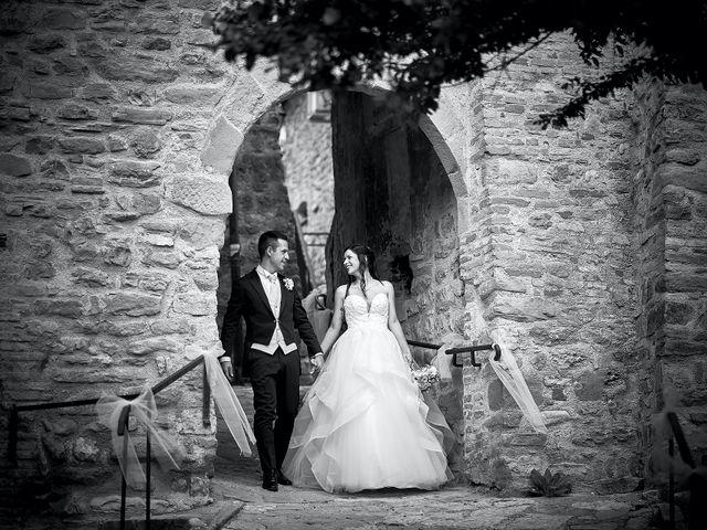 Il matrimonio di Emanuele e Gessica a Perugia, Perugia 65
